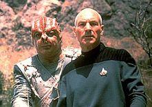 Picard e Dathon su El-Adrel