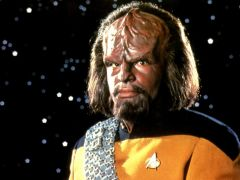 Worf, personaggio delle serie Star Trek The Next Generation e Star Trek Deep Space Nine