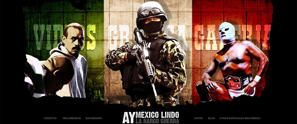Blog narco mexico lindo