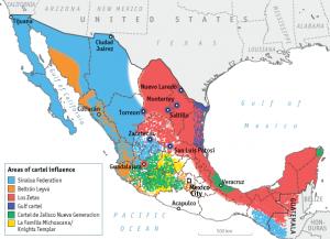 blog cartel areas
