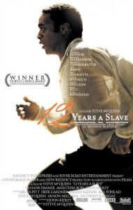 12 anni schiavo locandina