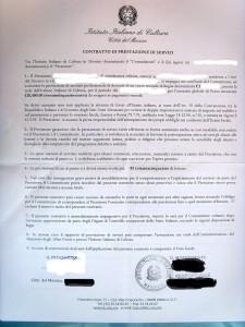 precari Esempio Contratto IIC