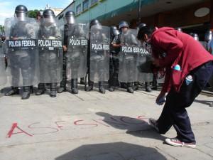 appo Oaxaca-rebellion