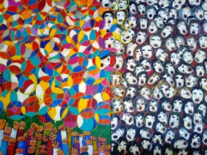 Mural Luciano Cd Juarez 150