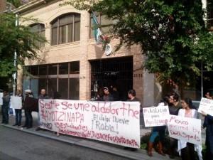 Ayotzinapa Seattle