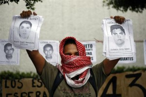 Ayotzinapa donde estan