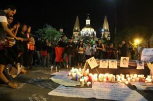 Ayotzinapa velada