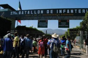 batallón-de-infantería-Iguala-normalistas