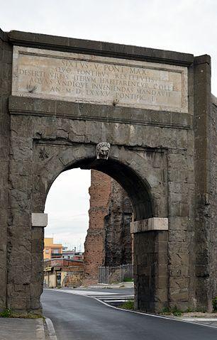 Sherwood a roma sud il gobbo tra resistenza e banditismo - Metro porta furba roma ...