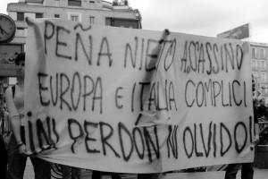 Ayotzinapa Milano