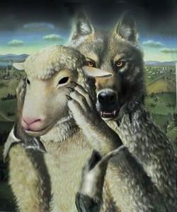Lupo-agnello