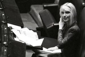 Ilona_Staller_in_parlamento