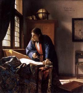 Vermeer_Geographer