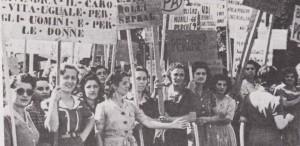 Torino, 14 luglio 1945: lo sciopero delle donne