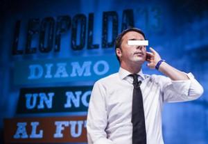 Matteo Renzi a Leopolda 13
