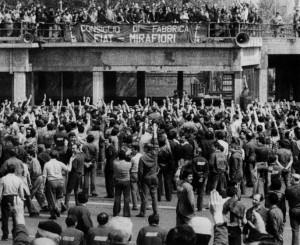 1969 Assemblea a Mirafiori.