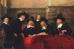 Rembrandt_sindaci drappieri