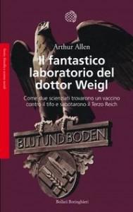 Allen - Il fantastico laboratorio cop_Noorda cop.
