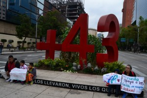 Ayotzinapa 25 S 2015 Mexico City (1) (Small)