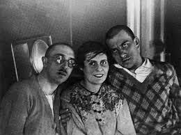 Majakovskij Oeip e Lili Brik Carmillaonline Il defunto odiava i pettegolezzi