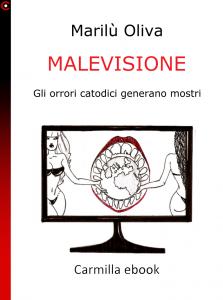 Cover eBook Marilù Oliva MALEVISIONE (Medium)