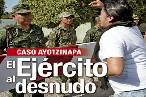 Messico ayotzi esercito