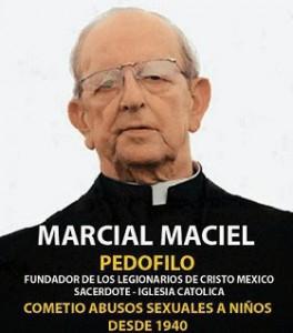 Marcial pedofilo