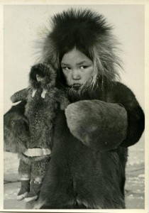 inuit child 1927
