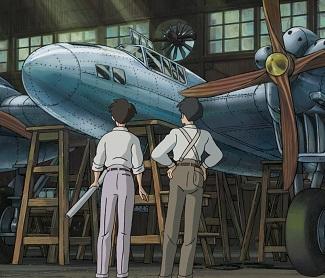 LE VENT SE LEVE un film de Hayao Miyazaki au cinéma le 22 Janvier 2014