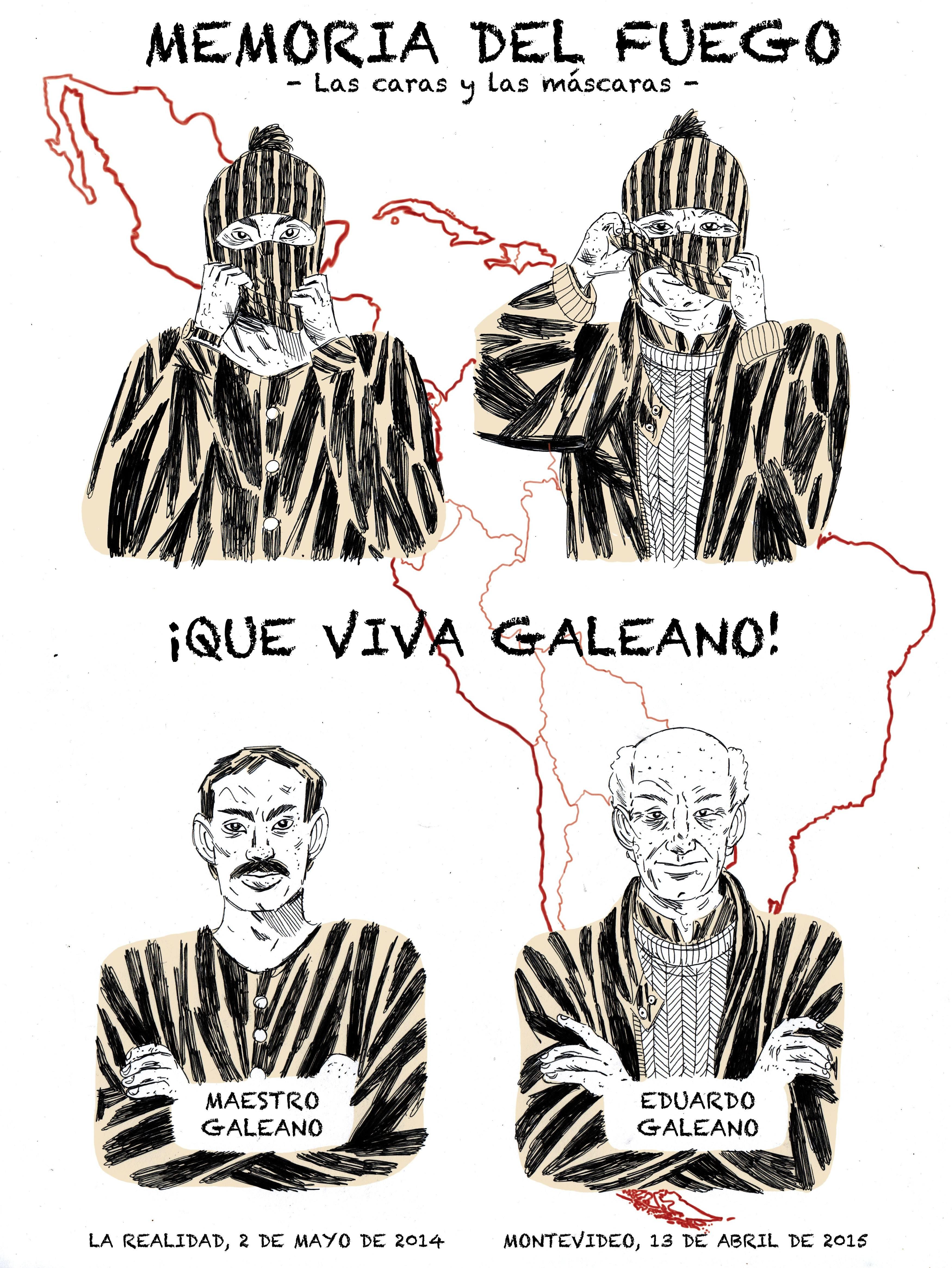 2. Omaggio a Galeano 2 - ESP