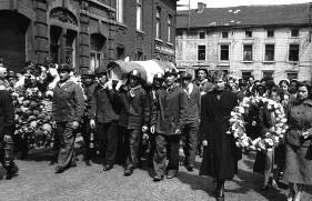marcinelle funerali
