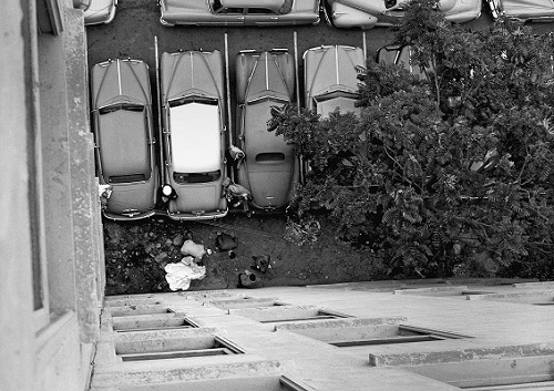 Suicidio, 16 giugno, centro - © 2015 Los Angeles Police Museum