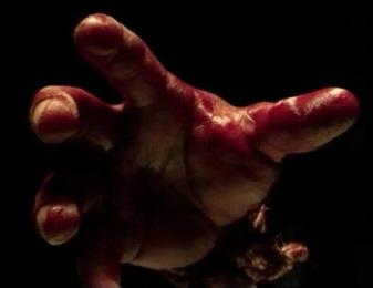 zombie-hand