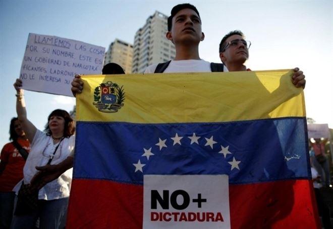 No más dictatura