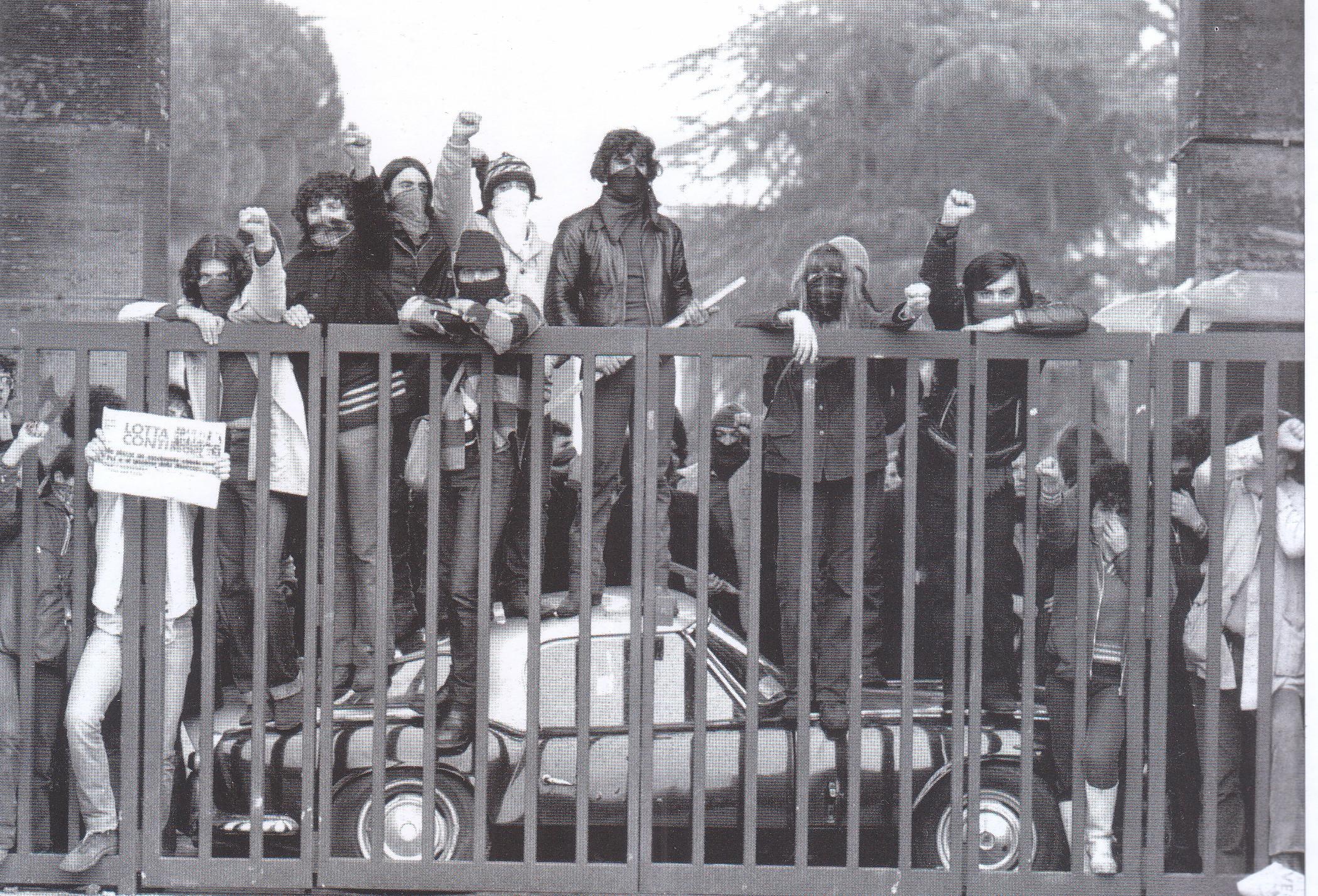 Αποτέλεσμα εικόνας για autonomia anni 70