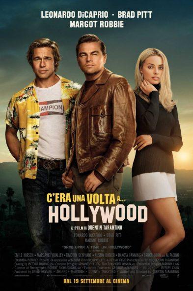 C Era Una Volta A Hollywood Di Quentin Tarantino